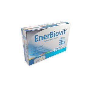 ENERBIOVIT X 30 CAPS BLANDAS (MULTIVITAMINICO)